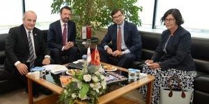 Bursa'daki hamleler heyecan verici