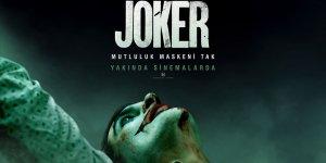Joker vizyona giriyor!