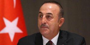 Çavuşoğlu'ndan Suriye'ye olası harekatla ilgili açıklama
