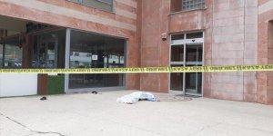 Bursa'da sır ölüm! Rus kadın 13. kattan düştü
