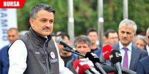 Bakan'dan Barış Pınarı Harekatı açıklaması