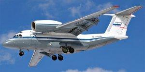 Uçak düştü 8 kişi kayıp