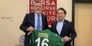 Mestan: Şehrimizin Bursaspor için kenetlenmesi gerekiyor