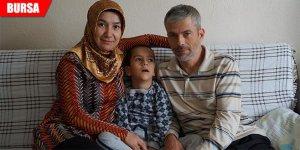 3 yıl sonra teşhis! 'Oğlumuz ölmesin'