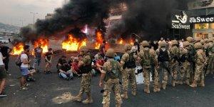 Lübnan'da vergi isyanı