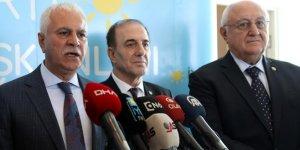 Koray Aydın: İYİ Parti'ye en çok katılım AK Parti'den