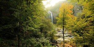 Suuçtu'da sonbahar güzelliği