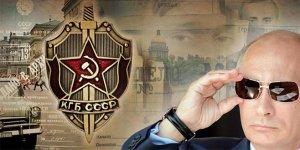 'Yoldaş Putin'inKGB sicili açıldı