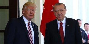 Trump'tan 'Erdoğan' açıklaması