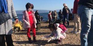Bursa'da sahilde öyle şeyler buldular ki! Şaşkına döndüler...