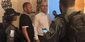 Filistin'in Kudüs Bakanı'na üçüncü gözaltı