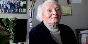 Fransa'nın simgeismi 103 yaşında öldü