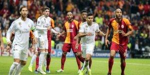 Real Madrid'in Galatasaray maçı kadrosu belli oldu