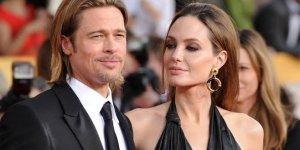 Angelina Jolie Brad Pitt'e inat soyundu!
