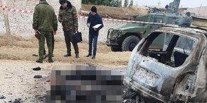 Tacikistan'da 15DEAŞ'lı öldürüldü