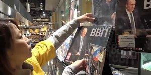 Japonların Putin sevgisi