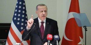 Erdoğan: İstikbalimiz söz konusu olunca diğer her şey ikinci planda kalır