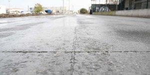 İnegöl'de yüzde 40 tasarruflu beton asfalt dönemi