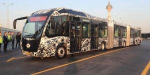 İnegöl'den İBB'ye metrobüs