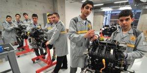Geleceğin otomotivmühendisleri yetişiyor
