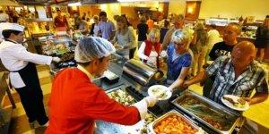 Turistler 5,1 milyar dolarlık yemek yedi