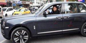 7 milyonluk arabayla görüntülenen Acun, muhabirleri böyle uyardı!