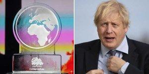 Boris'in yerinebuzdan dünya