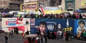 Irak'ta Haşdi Şabi milis gücü gösterilerin bastırılmasında rol almadıklarını açıkladı
