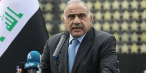 Irak Başbakanı Abdulmehdi'nin istifası kabul edildi