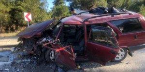 Bursa'da kafa kafaya kaza: 6 yaralı