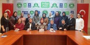 Kadın Meclisi'ne Gözgeç'den ziyaret
