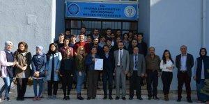 Büyükorhan MYO'ya kalite belgesi