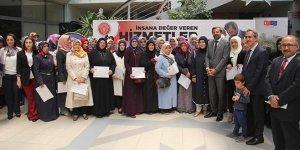 Gürsu'da kadınlara meslek eğitimi