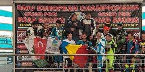 Balkan Avrupa Pist Şampiyonası'na Osmangazi damgası