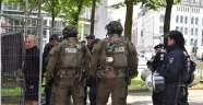 Erdoğan'ın konvoyu güvenlik gerekçesiyle Hamburg'da bekletildi