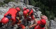 Bursalı dağcının feci ölümü