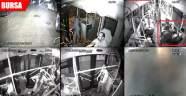 Halk otobüsündeki yankesicilik saniye saniye kamerada