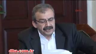 Sırrı Süreyya Önder, Yalçın Akdoğan'la yaptıkları toplantı sonrası açıklama yaptı