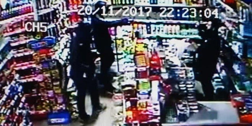 Bursa'da silahlı soygun