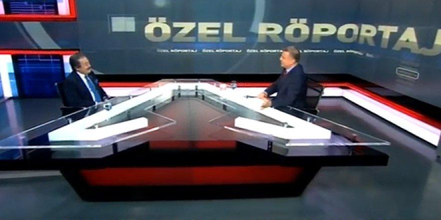 Cavit Çağlar TRT Haber'in konuğu oldu