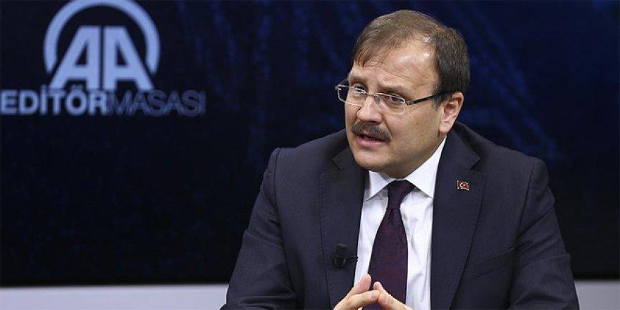 Hakan Çavuşoğlu'ndan NATO'daki skandala ilişkin açıklama