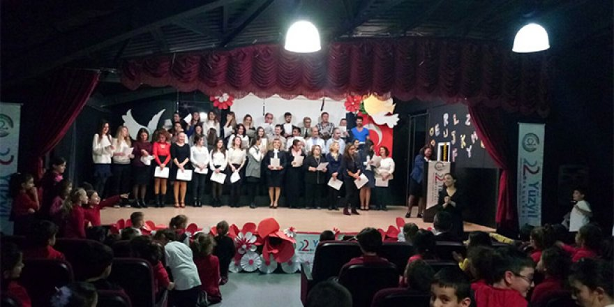 Öğrencilerden öğretmenlere 24 Kasım sürprizi