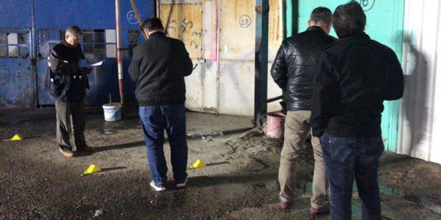 Bursa'da bir kişi başından vurulmuş halde bulundu