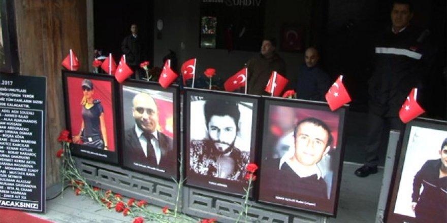 Reina'daki terör saldırısında ölenler anıldı