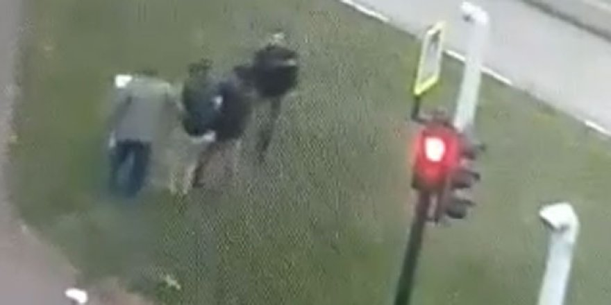Tartıştığı kişiyi silahla vurdu, lahmacun poşetinden yakalandı