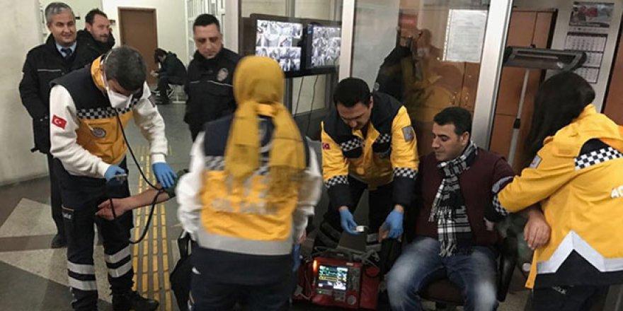 Bursa'da büyük panik! Adliye boşaltıldı