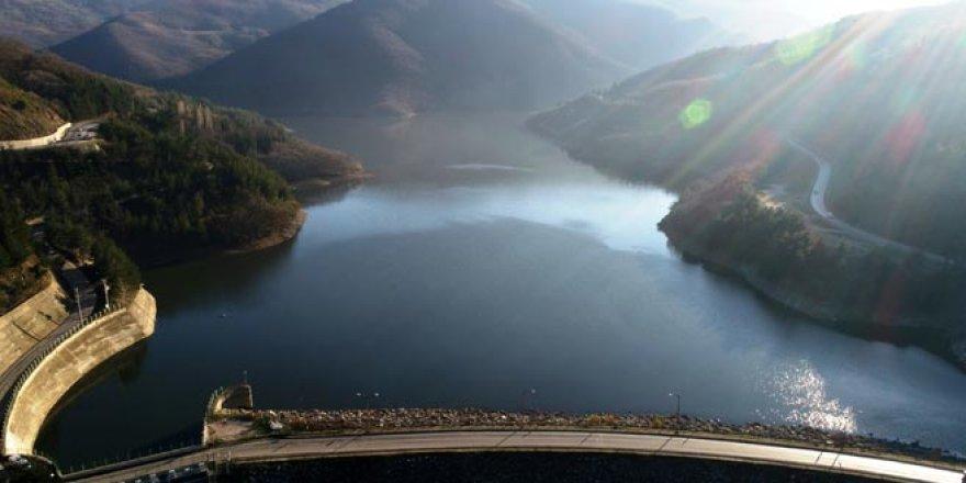 Bursa barajlarında son durum...