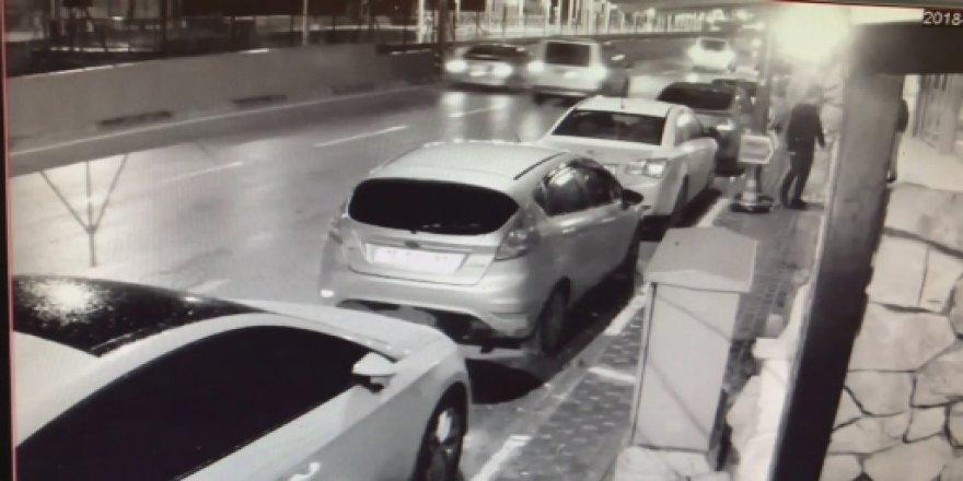 Bursa'da 9 araç birbirine girdi!