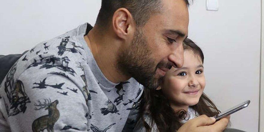 Erdoğan, kendisini göremediği için ağlayan çocuğu aradı