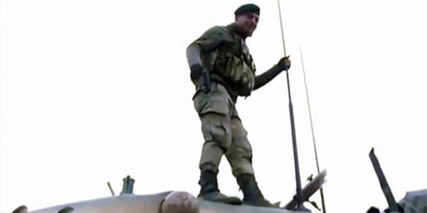 Afrin'e giden Türk askerinden ailesine mesaj: Beklemesinler